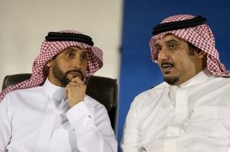نواف بن سعد وسامي الجابر