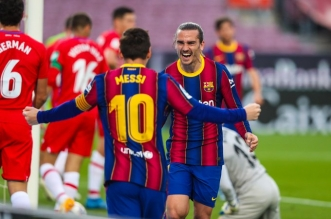 برشلونة ضد غرناطة