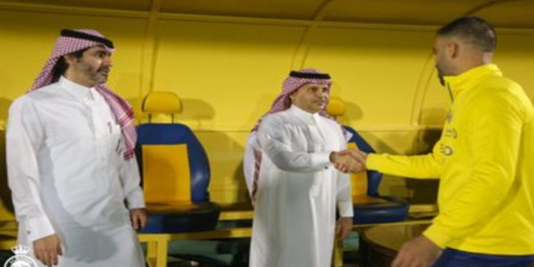 آل معمر يكشف خطأ بإيقاف حمدالله