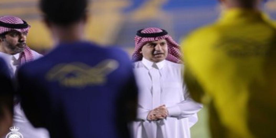رئيس النصر: نادينا أول فريق سعودي يشارك بفريق نسائي لـ كرة الطائرة