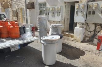 أمانة جدة ترصد موقعًا لتصنيع العرق المسكر في البغدادية - المواطن