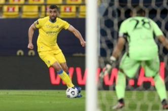 حمدالله لاعب النصر