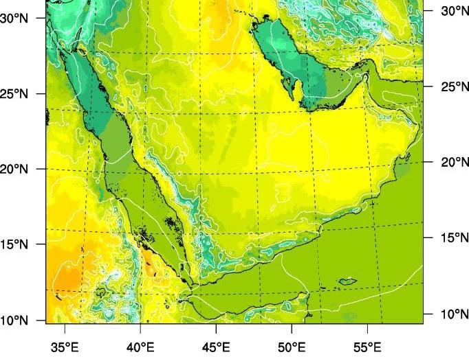 الأرصاد تتوقع تغيرات مفاجئة في درجات الحرارة
