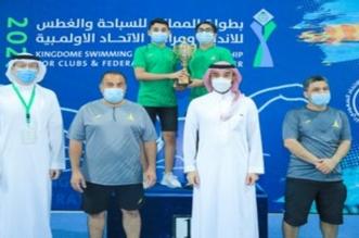 وزير الرياضة يُتوج الفائزين