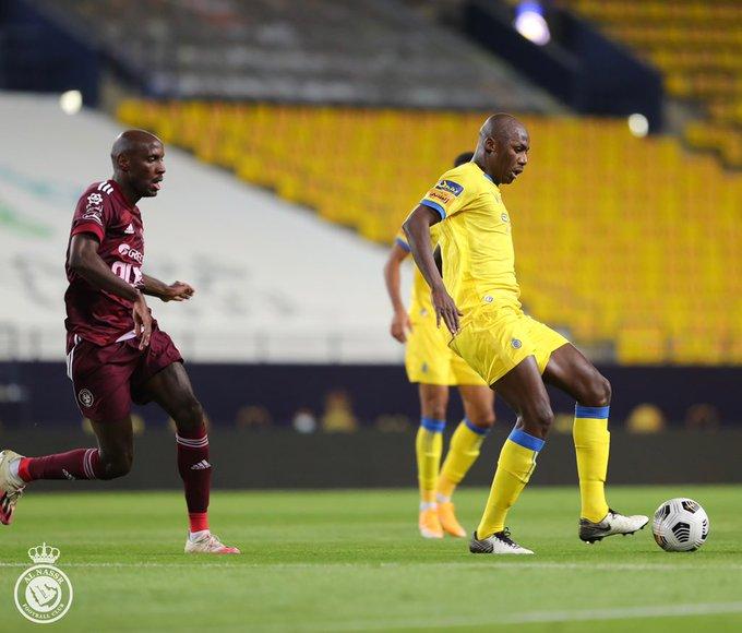 عبدالله مادو لاعب النصر