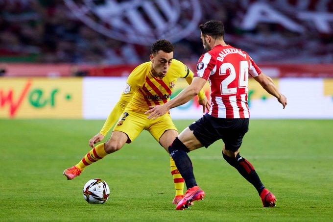 برشلونة بطل كأس ملك إسبانيا