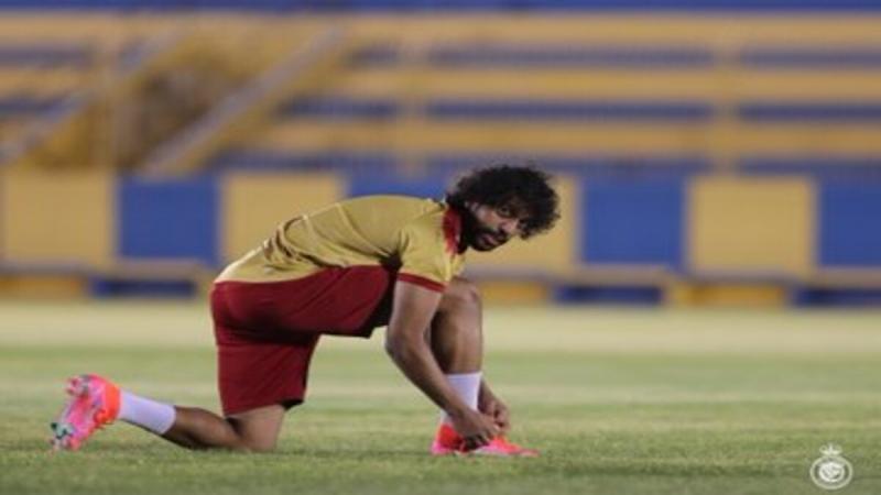 عبدالمجيد الصليهم لاعب النصر