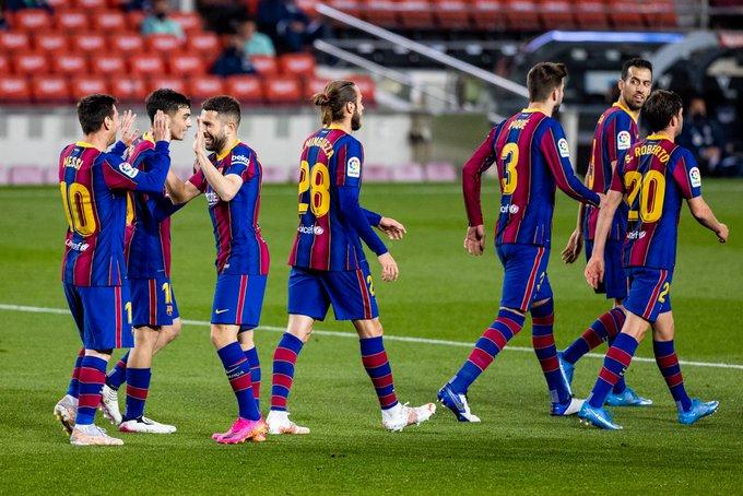 ميسي لاعب برشلونة