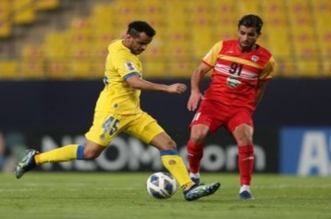 عبدالفتاح عسيري بـ مباراة النصر وفولاد