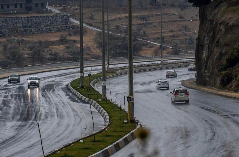 المسند يتوقع استمرار الحالة المطرية الثانية على مناطق المملكة
