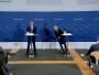 شاهد.. رئيسة وكالة الأدوية الدنماركية تفقد وعيها خلال مؤتمر صحافي - المواطن