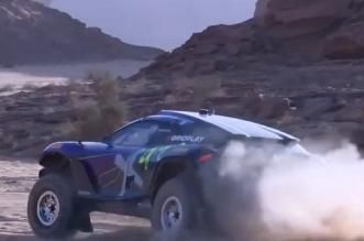 بالفيديو.. انطلاق سباق إكستريم إي الأول بصحراء العلا - المواطن