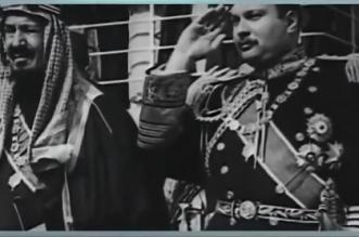 تفاصيل أول رحلة بالقطار لـ الملك عبدالعزيز في القاهرة - المواطن