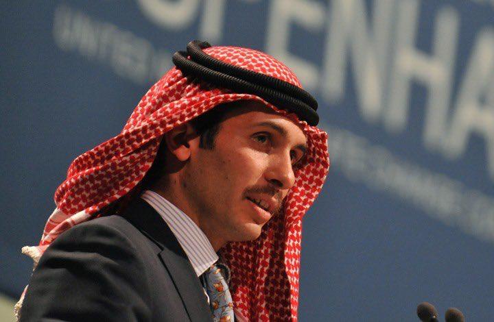 استدعاء الأمير حمزة شاهداً في قضية الفتنة بالأردن