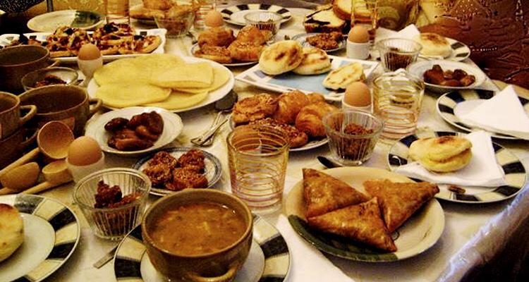 أطعمة لا ينصح بها في رمضان