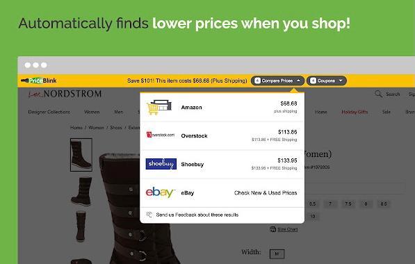 وفر مالك وقارن الأسعار في المتاجر الإلكترونية بأداة PRICE LINK