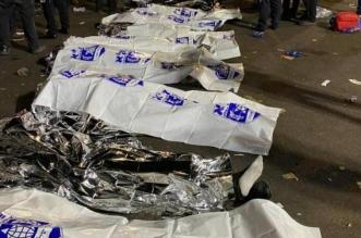 مقتل وإصابة العشرات جراء انهيار مدرج أثناء احتفال يهودي بشمال إسرائيل - المواطن