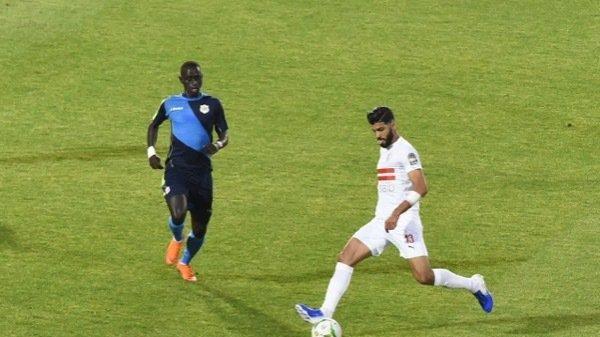 الزمالك يودع دوري أبطال إفريقيا