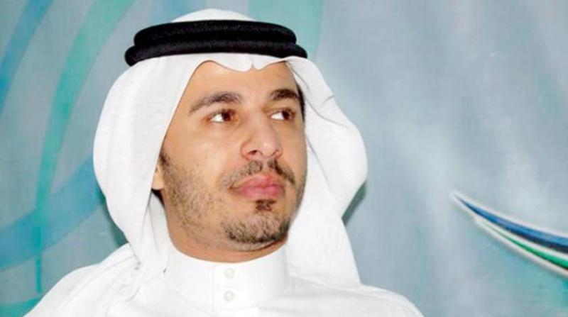 سعد العفالق رئيس الفتح