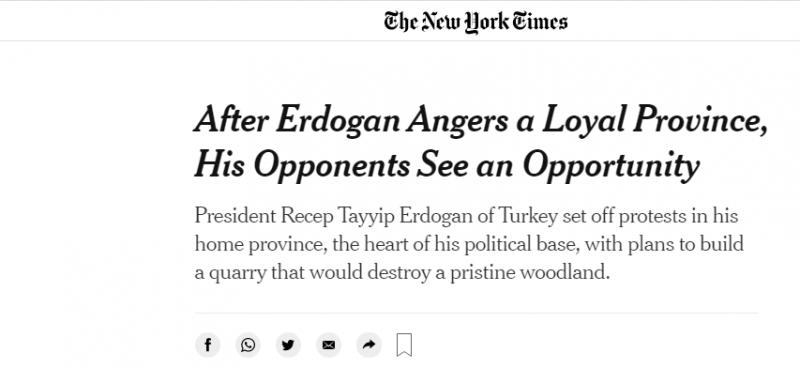 أردوغان أصبح محاصرًا من كل الجهات وخصومه يستدعون للانقضاض عليه