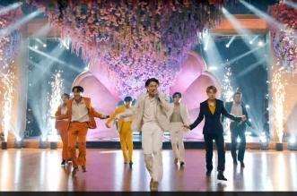 أغنية Butter تشهد 55 مليون مشاهدة في أولى ساعات إطلاقها (2)