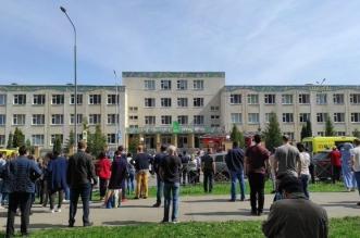 إطلاق نار داخل مدرسة في أكبر المدن الإسلامية في روسيا