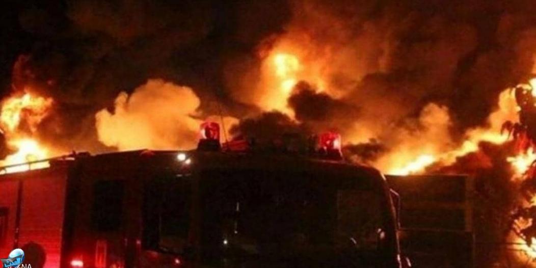 مقتل 14 شخصًا جراء حريق في مستودع بالصين