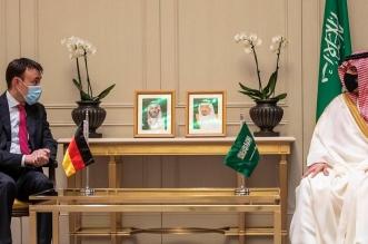 وزير الداخلية يستقبل مسؤولَين ألمانيَّيْن في برلين - المواطن