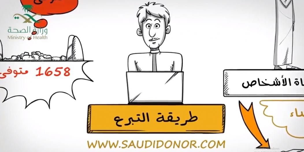 194 ألف مُسجل في برنامج التبرع بالأعضاء عبر توكلنا