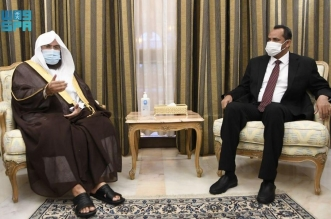 السديس لوزير الثقافة السوداني: بلدكم لها ذكرى عزيزة على نفسي - المواطن