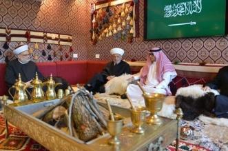 السفير السعودي في لبنان