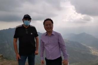 سفير الصين يتعرف على طبيعة السودة وثقافتها الفريدة - المواطن