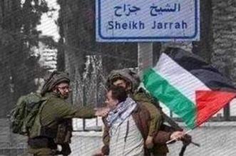 الشرطة الإسرائيلية تغلق حي الشيخ جراح بالأسمنت - المواطن