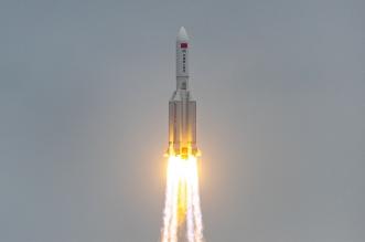 الصاروخ الصيني الخارج عن السيطرة يدخل الغلاف الجوي نهاية الأسبوع (2)