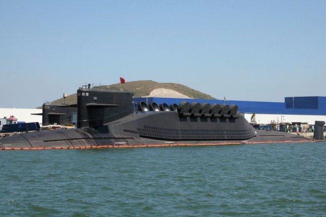 الصين نشرت غواصة نووية في المحيط أثناء انشغال العالم بالصاروخ