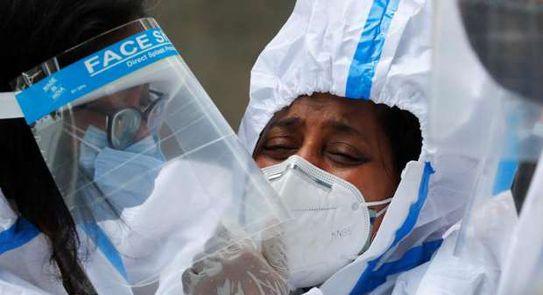 الهند ترصد مرض الفطر الأبيض .. أخطر من الأسود وأشد فتكًا من كورونا