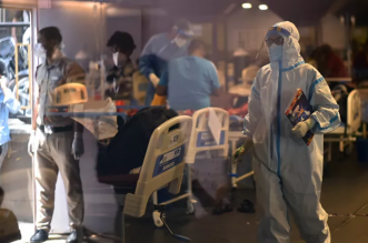 ارتفاع المصابين بالفطر الأسود في الهند لـ31 ألف حالة
