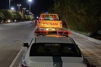 القبض على مفحط عرعر وإحالته للهيئة المرورية - المواطن