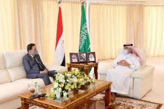 القصبي يبحث التعاون المشترك مع رئيس مجلس تنظيم الإعلام المصري - المواطن