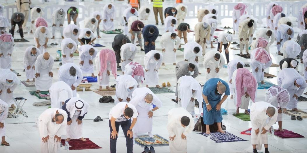 جدول صلاة التراويح في المسجد الحرام ليلة 27 رمضان