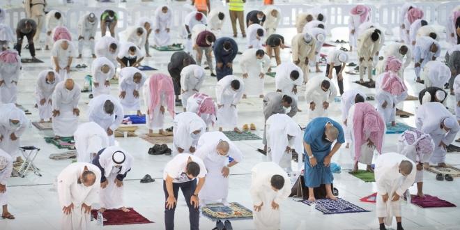 صورة جدول صلاة التراويح في المسجد الحرام ليلة 27 رمضان – صحيفة المواطن الإلكترونية