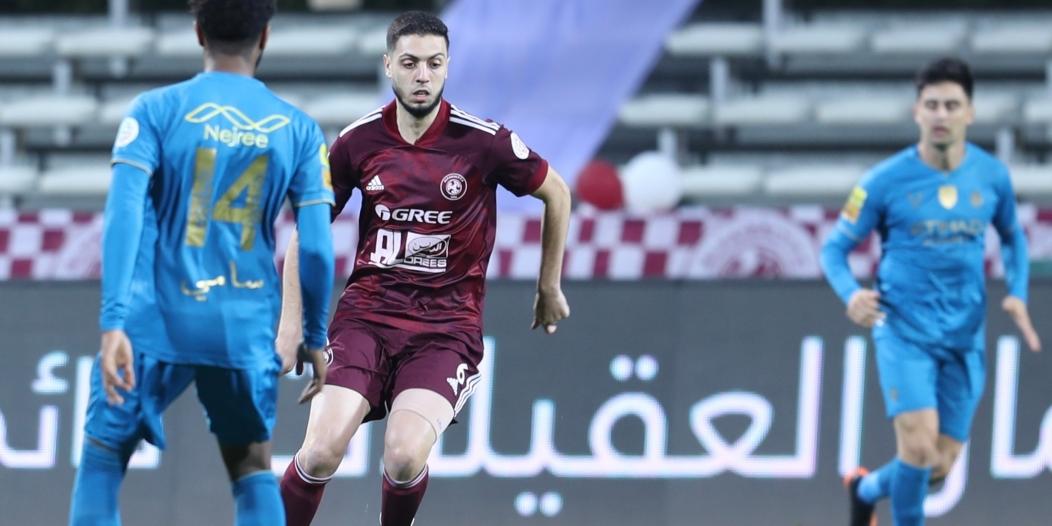 الفيصلي والفوز الثاني ضد النصر بدوري محمد بن سلمان