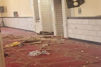 انفجار كابل مسجد