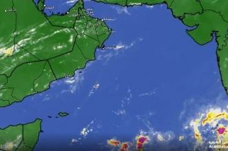 الأقمار الصناعية ترصد اضطرابات مدارية محدودة في بحر العرب - المواطن