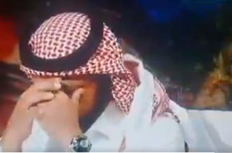 بكاء عبدالعزيز المريسل على وفاة عادل التويجري