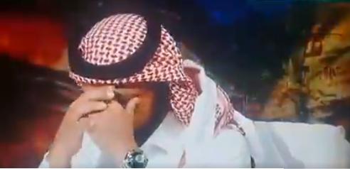 المريسل ينهار بالدموع على رحيل عادل التويجري
