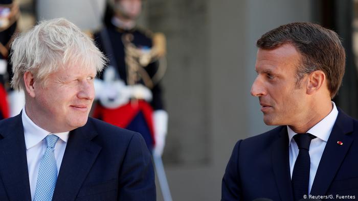 بوادر مواجهة بين فرنسا وبريطانيا