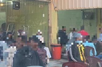 تجمعات العمالة خميس مشيط