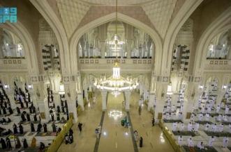 أعمال مميزة وأرقام مذهلة لتشغيل وصيانة المسجد الحرام - المواطن