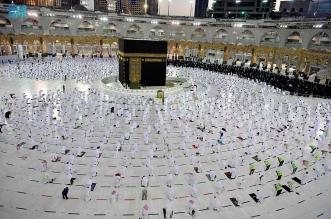 تفويج 3 ملايين معتمر ومصل منذ بداية شهر رمضان - المواطن
